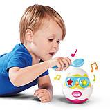 Tomy Детская музыкальная игрушка Разбей яйцо!, T72816C, фото 2