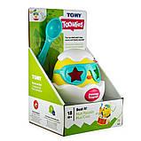 Tomy Детская музыкальная игрушка Разбей яйцо!, T72816C, фото 5