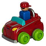 Tomy Инерционная игрушка Машинка, 1012-3, фото 2