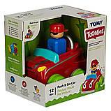Tomy Инерционная игрушка Машинка, 1012-3, фото 6