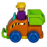 Tomy Инерционная игрушка Грузовичок, 1012-2, фото 2