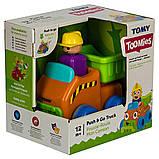 Tomy Инерционная игрушка Грузовичок, 1012-2, фото 3