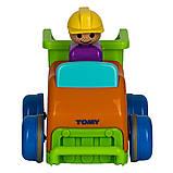 Tomy Инерционная игрушка Грузовичок, 1012-2, фото 4