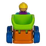 Tomy Инерционная игрушка Грузовичок, 1012-2, фото 5