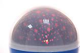 Нічник-проектор зоряне небо Star master 1361/ 4767, фото 6