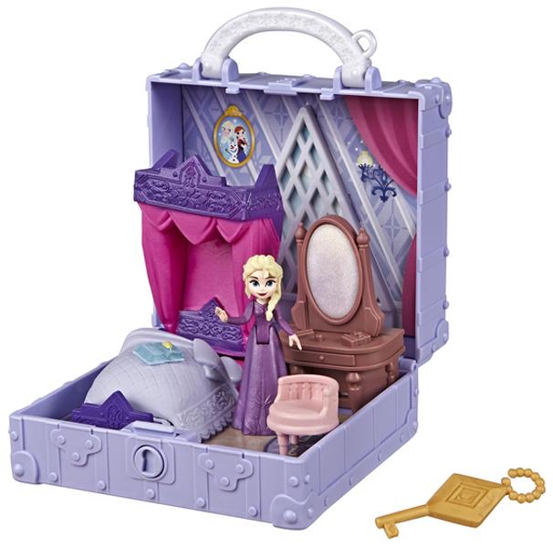 Frozen Игровой набор Шкатулка Спальня Эльзы Холодное сердце 2, E6859