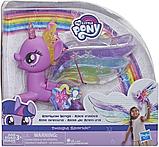 My Little Pony Игрушка Пони Искорка с радужными крыльями 20 см, E2928, фото 4