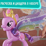 My Little Pony Игрушка Пони Искорка с радужными крыльями 20 см, E2928, фото 2