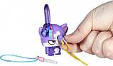 Lock Stars Игровая фигурка «Замочки с секретом» Фиолетовый кот, E3169, фото 2