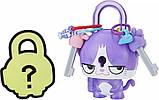 Lock Stars Игровая фигурка «Замочки с секретом» Фиолетовый кот, E3169, фото 3