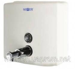 Дозатор для жидкого мыла Nofer белый