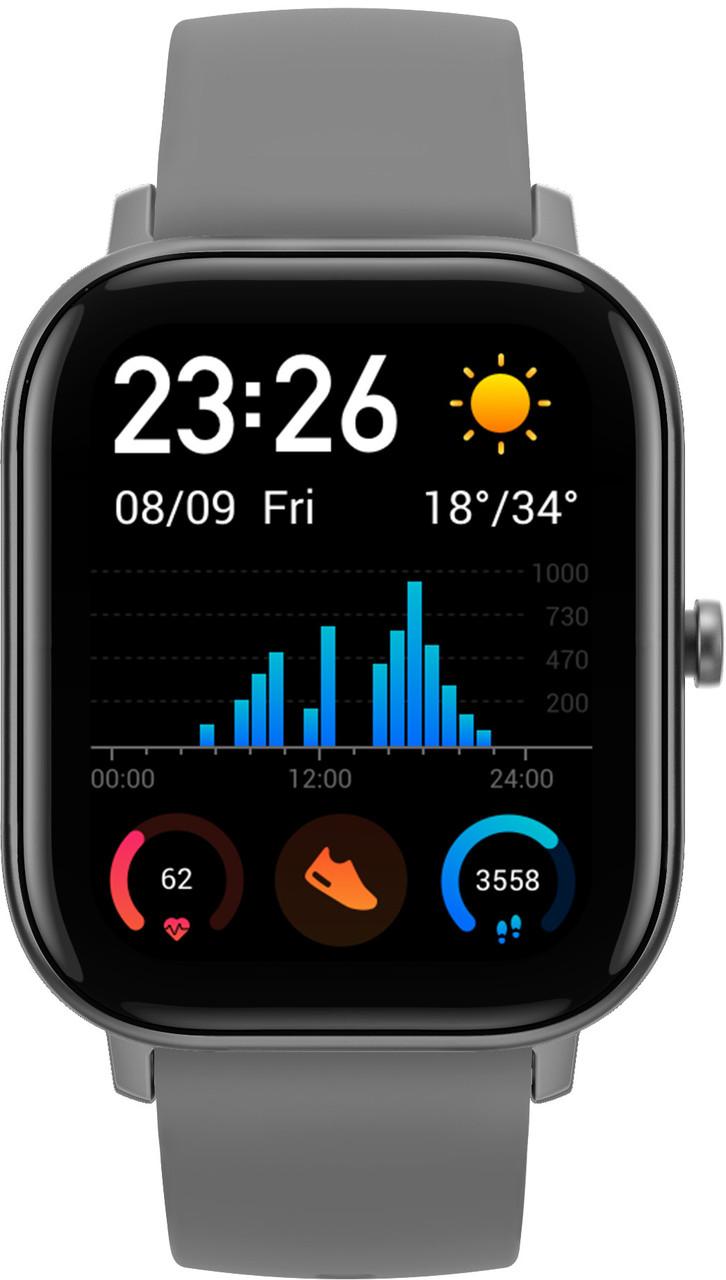 Смарт-годинник Xiaomi Amazfit GTS Grey *