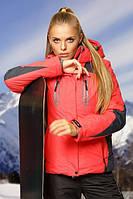 Куртка Freever женская коралл 7006