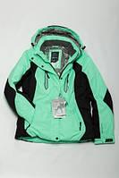 Куртка Freever женская мята 7006