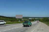 Бигборд  трасса Симферополь-Феодосия 12км+600м, на Феодосию