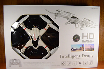 Квадрокоптер з камерою Intelligent Drone BF190