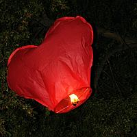 Китайський ліхтарик серце