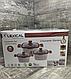 Набор кастрюль 20/24/28см LEXICAL LG-440601-2, антипригарное гранитное покрытие, 6 предметов,Choco, фото 6