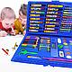 Детский набор для рисования из 86 предметов, фото 5