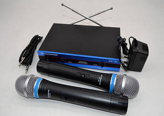 Радиосистема на 2 микрофона Sennheiser EW-100