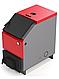 Шахтный твердотопливный котел ProTech ТТ-14 кВт ECO Long длительного нижнего горения из стали 3 мм, фото 2