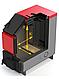 Шахтный твердотопливный котел ProTech ТТ-14 кВт ECO Long длительного нижнего горения из стали 3 мм, фото 6
