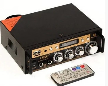 Усилитель звука для акустики AMP-802BT