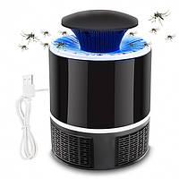 Лампа-ловушка уничтожитель комаров и насекомых Mosquito Killer Lamp 5 ВТ USB