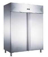 Шкаф холод. 1300л HKN-GX1410TN INOX
