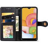 Кожаный чехол книжка GETMAN Gallant (PU) для Xiaomi Redmi 9, фото 2