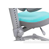 Дитяче ергономічне крісло FunDesk Diverso Mint, фото 7