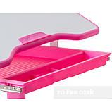 Комплект парта і стілець-трансформери FunDesk Sole Pink, фото 6