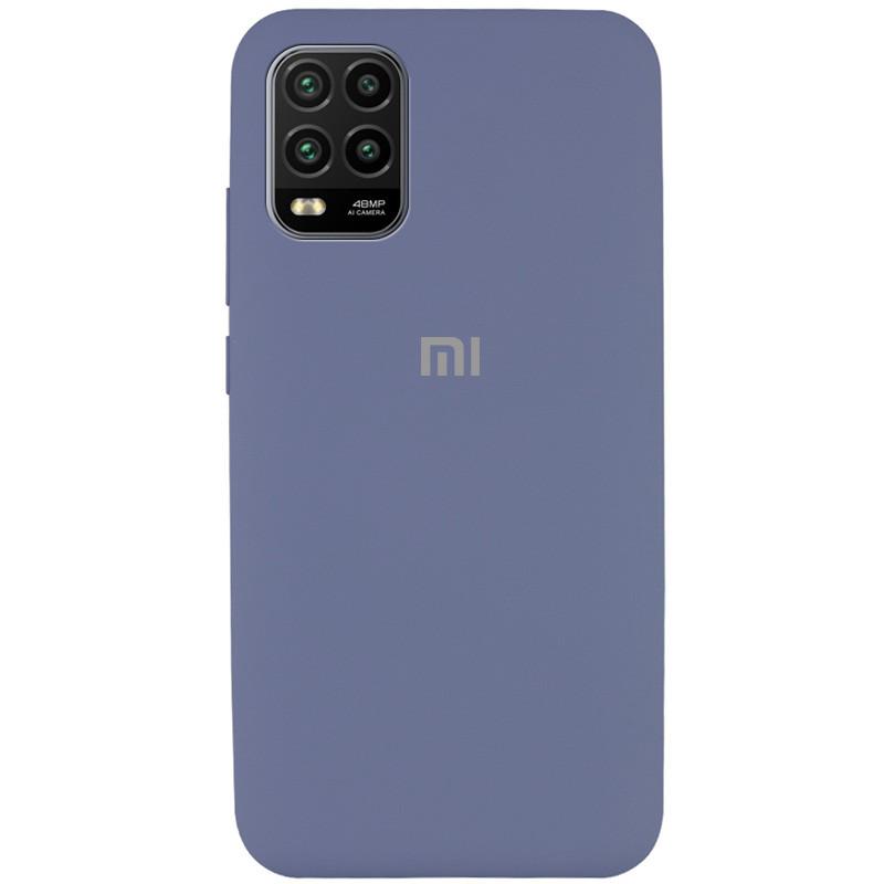 Чехол Silicone Cover Full Protective (AA) для Xiaomi Mi 10 Lite