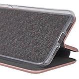 Кожаный чехол (книжка) Classy для Samsung Galaxy A11, фото 3