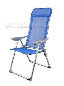 Кресло-шезлонг складное  GP20022010 BLUE