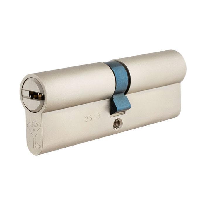 Цилиндр Mul-t-Lock Integrator 90 мм 45/45  Сатин
