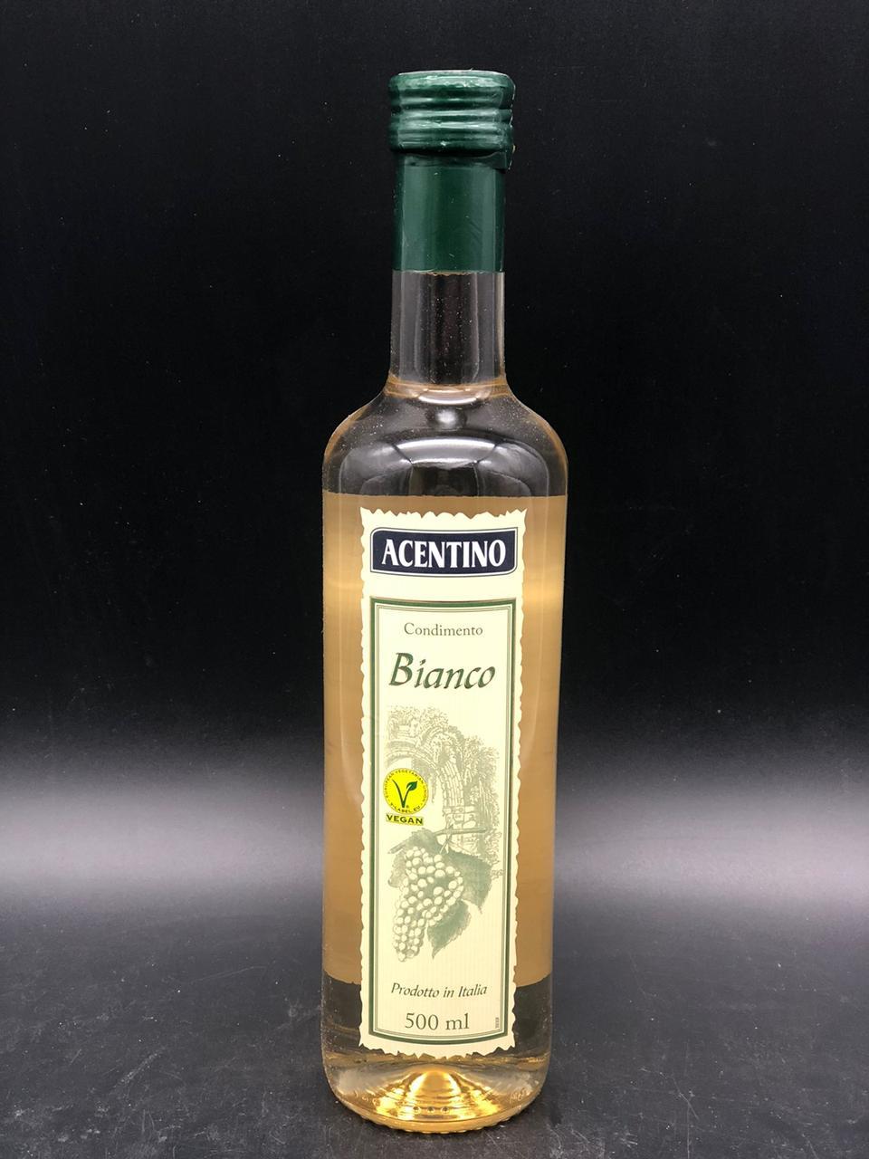 Бальзамічний оцет ACENTINO Bianco 500мл