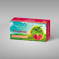 Чай черный с ароматом Малина 26г