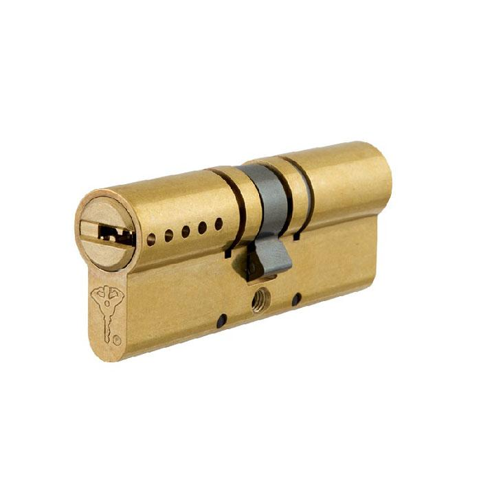 Цилиндр Mul-T-Lock ClassicPro 110 мм 50/60  Латунь