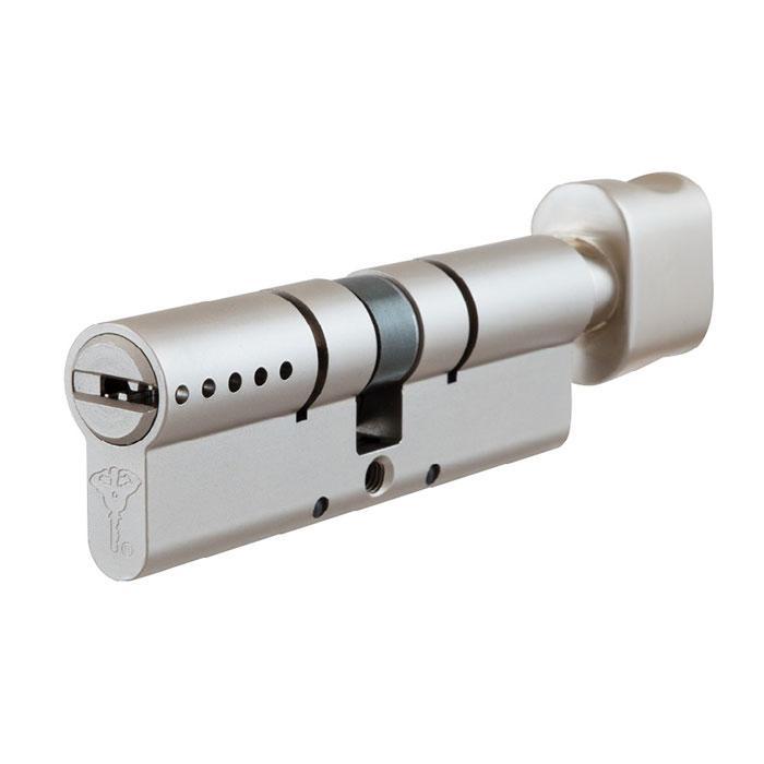 Цилиндр Mul-T-Lock ClassicPro 90 мм 40/50Т  Сатин