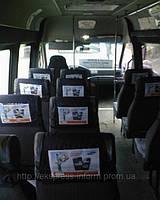 Реклама на транспорте Симферополь,Севастопполь