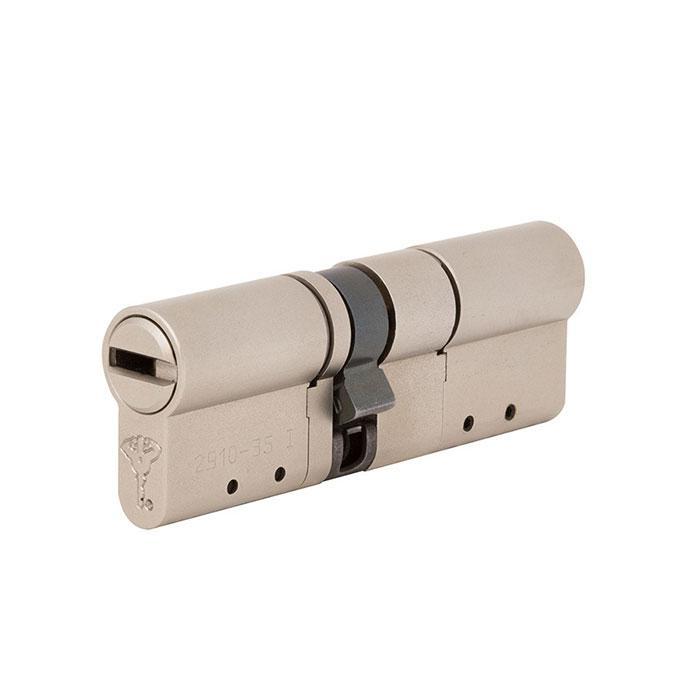 Цилиндр Mul-T-Lock MT5+ 66 мм 31/35 Сатин