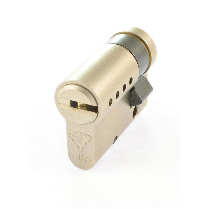Циліндр Mul-T-Lock INTERACTIVE 44.5 мм 35/9.5 Сатин