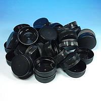 ПЭТ Крышка 38 мм Черная, фото 1