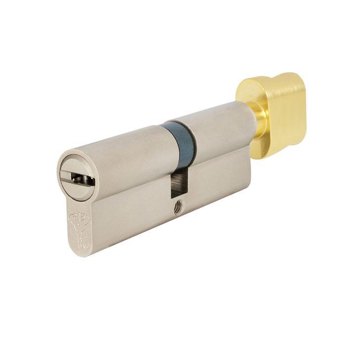 Цилиндр Mul-t-Lock Integrator 85 мм 40/45Т  Золото