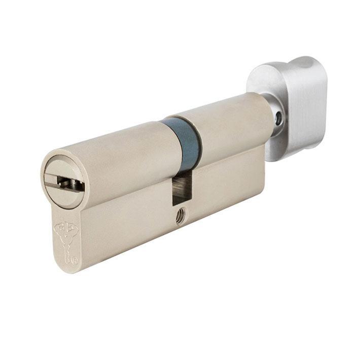 Цилиндр Mul-t-Lock Integrator 71 мм 31/40Т  Сатин