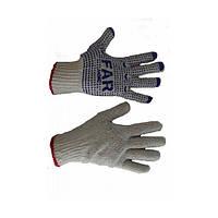 Перчатки far хлопчато бумажные рабочие белые 1 и 12 1 пара