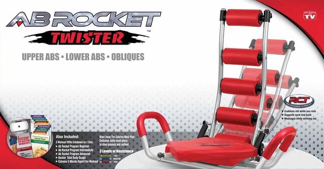 Тренажер для преса Ab Rocket Аб Рокет