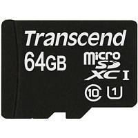 Карта памяти 64Gb microSDXC Class10 UHS-I