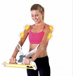 Многофункциональный тренажер для рук,плечи и спины Wonder Arms